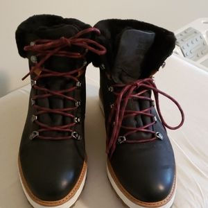 Samuel Hubbard shearling lined boots